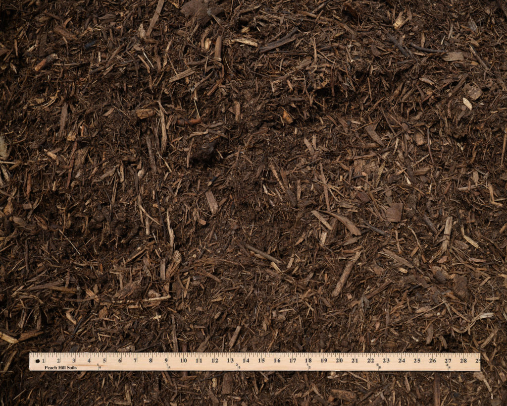 Coarse Forest Mulch 3″ Minus
