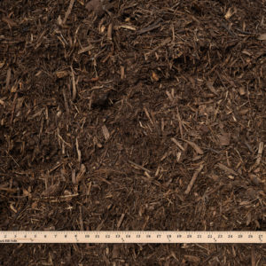 "Coarse Forest Mulch 3"" Minus"
